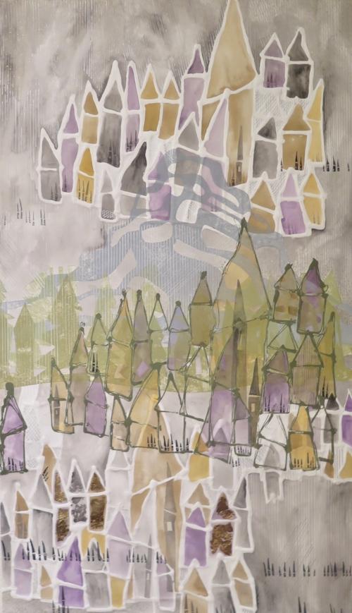Lea Basile Lazarus Artist